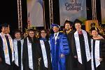 The Cerritos College Board of Trustees