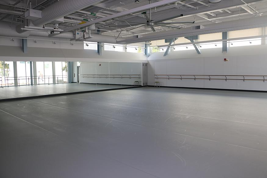 Dance building