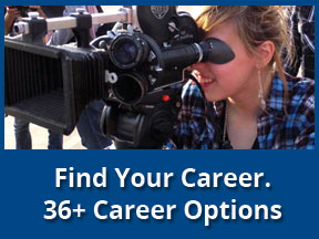 Find Your Career. 36 + Career Options.