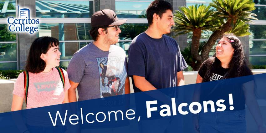 Welcome, Falcons!