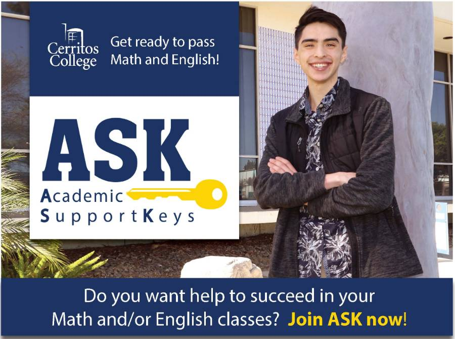 ASK student, join ask.