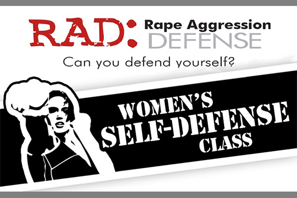 RAD Rape Agression Defense Can you defend yourself? Women's self defense class