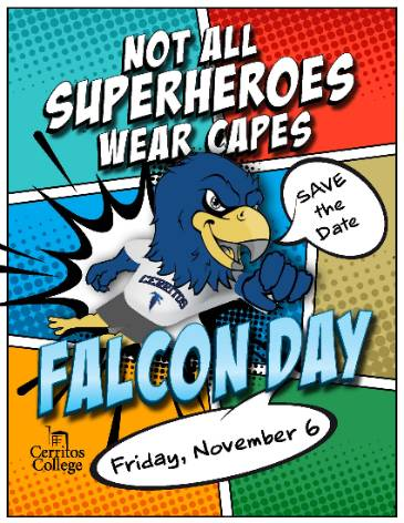 Falcon Day 2020, Save the Date