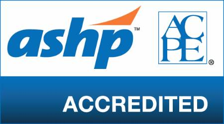 ASHP accreditated