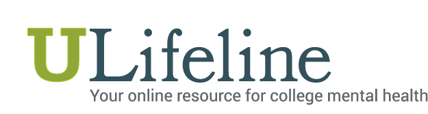 uLifeline - your online resource for college mental health