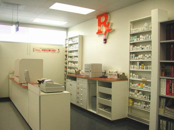 Retail Pharmacy Donated by Longs Drugs