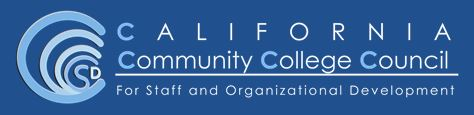 California Community College Council - For Staff and Organizational Development