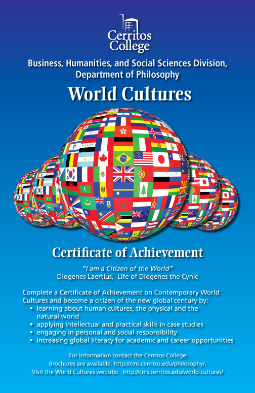 World Cultures Advertisement