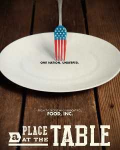 A Place at the Table Flyer