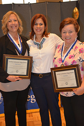 Margo Winners, Monica Acuna and Toni Grijalva.